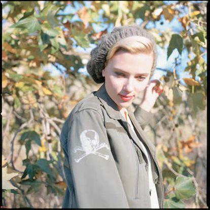 Scarlett Johansson en una imagen promocional