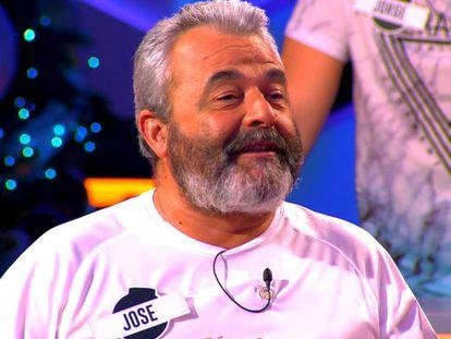 José Pinto, en '¡Boom!'.