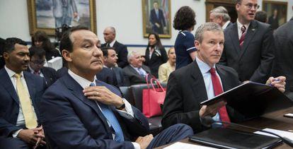 Óscar Muñoz, consejero delegado de United Airlines