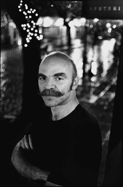 El escritor argentino Martín Caparrós, ganador del Premio Herralde de novela.