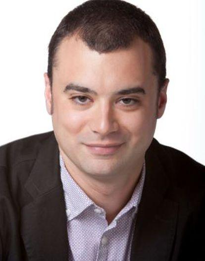 Jordi Ballart, futuro alcalde socialista de Terrassa.