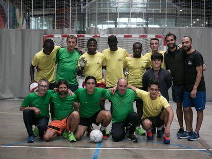 Dos equipos participantes en la Welcome League.