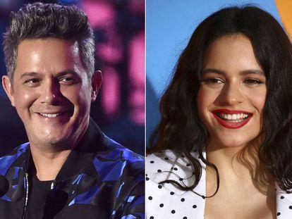 Foto: Alejandro Sanz y Rosalía, los favoritos en los Grammy Latinos 2019. En vídeo, resumen del homenaje a Juanes como Persona del Año