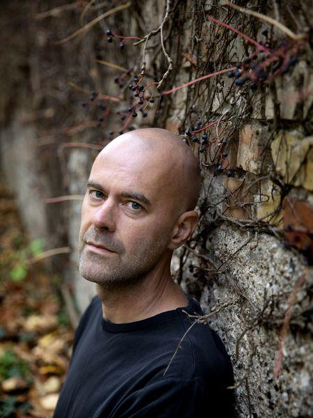El periodista y escritor Patrik Svensson.