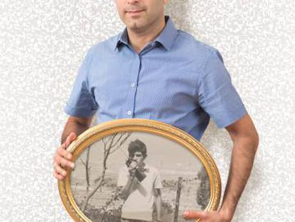 El genetista Yaniv Erlich, jefe científico de MyHeritage.