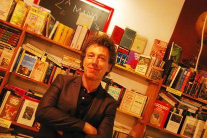 Jaime Gonzalo, autor de 'Poder freak'.