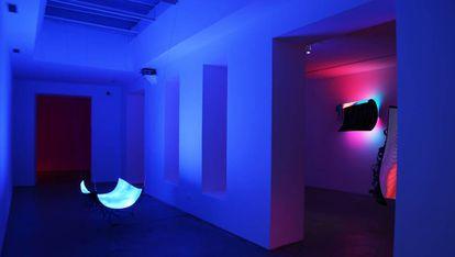 Exposición 'Echo', en la galería madrileña Max Estrella.