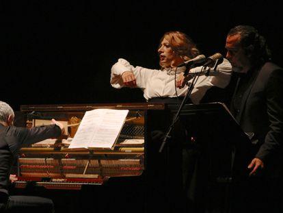 Israel Galván reinventa a Falla en su versión de 'El amor brujo'.
