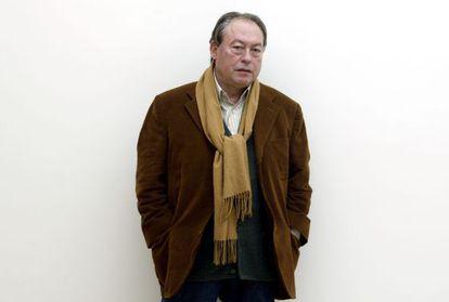 El periodista Gregorio Morán, en una foto de archivo.