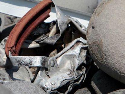 Los restos localizados en el Índico son del avión malasio perdido