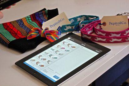 El pago se puede hacer a través de móviles y 'tablets'.