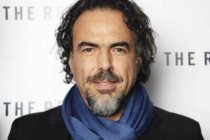 Alejandro González Iñárritu, en diciembre de 2015.