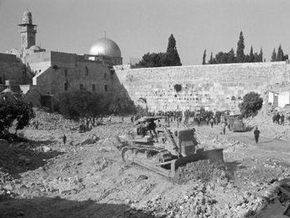 Se cumple medio siglo la guerra de los seis Días, que alteró los mapas de Oriente Próximo