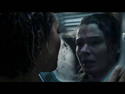 """La nueva teniente Ripley: """"Los protagonistas de alien son gente normal, no superhéroes"""""""