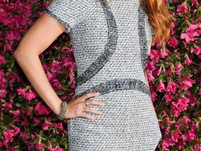 Riley Keough, en el Tribeca Film Festival de Nueva York en abril de 2013.
