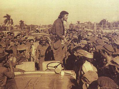 Ernesto Guevara, conocido como 'El Che', en una imagen sin fechar. Getty