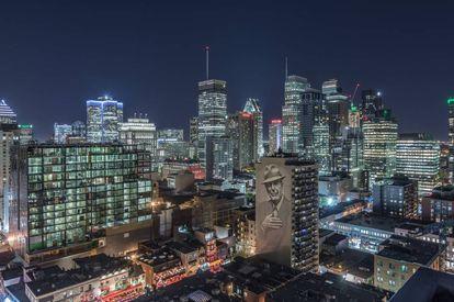 Vista de Montreal