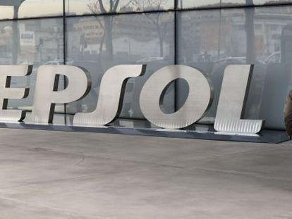 Sede de Repsol, en Madrid.