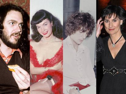 Camilo Sesto, Bettie Page, Syd Barrett o Enya son algunos de los famosos (contemporáneos o del pasado) que decicieron darle la espalda a la fama.