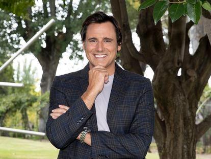 Ion Aramendi, presentador del nuevo magacine matinal de La 1, 'Mejor contigo'.