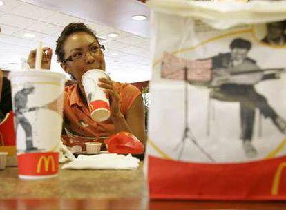 Un establecimiento de McDonald's en Chicago.