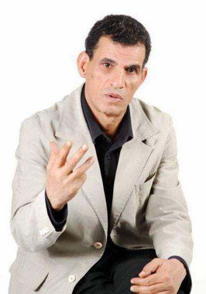 Sghaïer Ouled Ahmed, poeta.