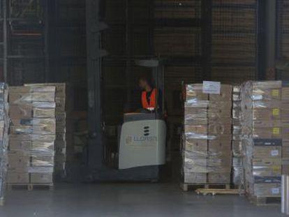 El juez de Púnica custodia en una nave industrial 1.164 cajas con documentación sobre los últimos amaños descubiertos