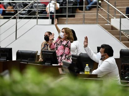 El Congreso de Yucatán ha aprobado este miércoles el matrimonio igualitario.