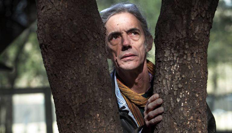 El poeta Enric Casasses, una de las voces estelares del festival Barcelona Poesia.