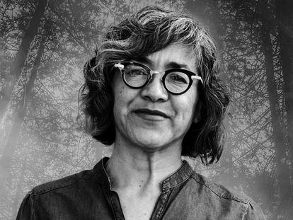 La escritora mexicana Cristina Rivera Garza.