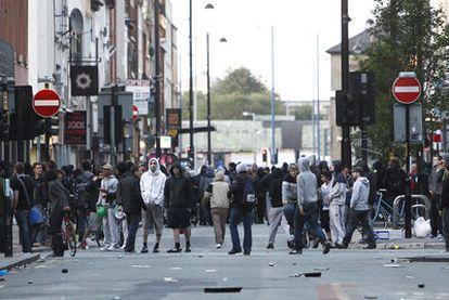 La muerte a manos de la policía de un joven negro, Mike Duggan, fue el detonante de los disturbios de Londres.