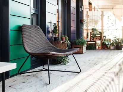 Crear un espacio acogedor en el balcón o la terraza es posible sin realizar un gran desembolso. GETTY IMAGES