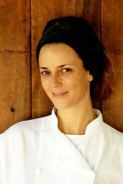 La cocinera brasileña Helena Rizzo.