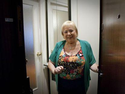 """""""Lo dejaré a todo a Médicos sin Fronteras"""". Montserrat Leon, de 70 años, tiene claro que quiere destinar sus recursos a esa ONG tanto su piso (valorado en 240.000 euros) como sus ahorros."""