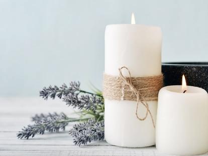 Desinfecta el ambiente del hogar y promueve la concentración gracias a estas velas. GETTY IMAGES.