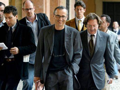 El doctor Michele Ferrari, en 2004.