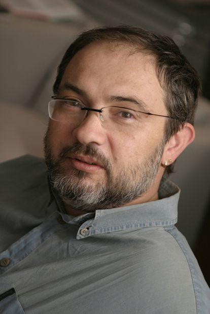 El director del museo de Perm, Marat Guelman.