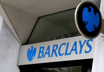 Una oficina de Barclays en Brooklyn, Nueva York