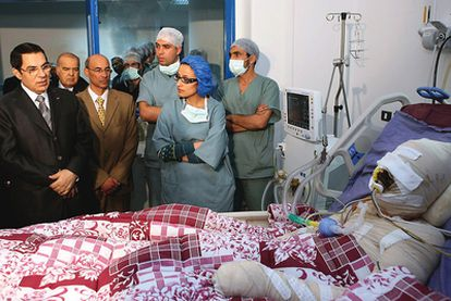 El tunecino Al Bouazizi se prendió fuego para protestar por su situación desesperada.