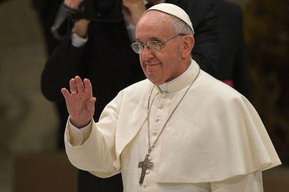 El Papa Francisco durante una audiencia en el Vaticano el 16 de marzo.