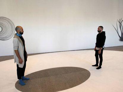 El Museo Reina Sofía presenta la exposición 'Segunda vez' de Dora García.