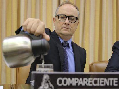 El subgobernador del Banco de España, Fernando Restoy.