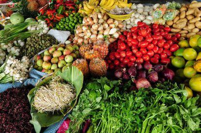 Frutas y verduras son los alimentos que más se desperdician.