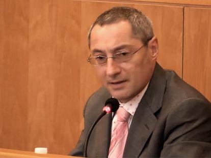 Agustín Morón, concejal del PSOE en Dos Hermanas, en una imagen de 2015.