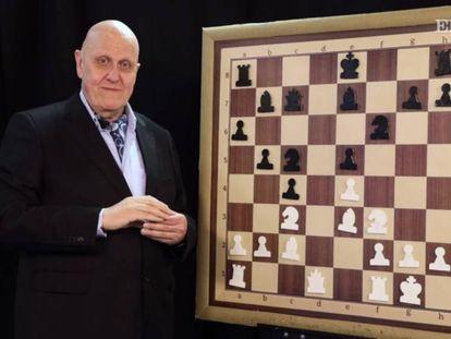 Despedida oficial de Kaspárov