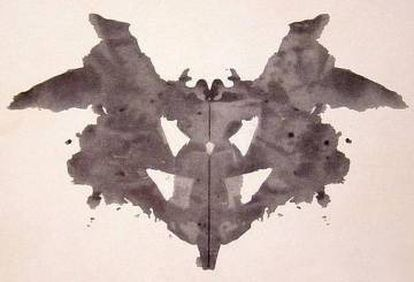Test de Rorschach.