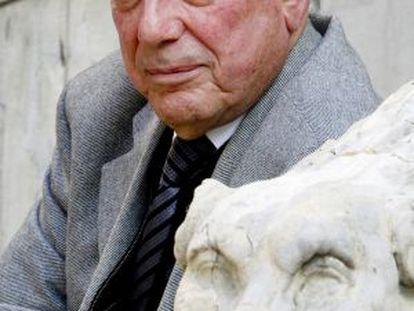 Mario Vargas Llosa en una imagen de archivo