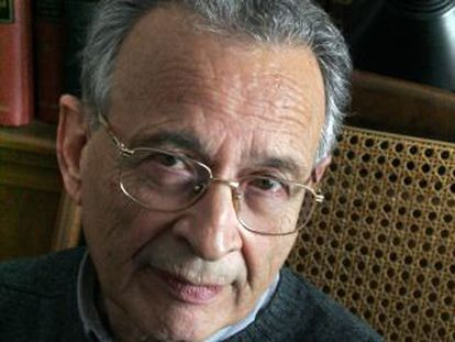 L'escriptor Josep Iborra.