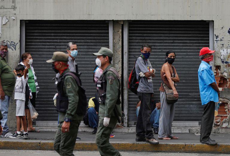 Este lunes Venezuela inicia otra semana de cuarentena radical bajo el esquema 7+7 contra la COVID-19