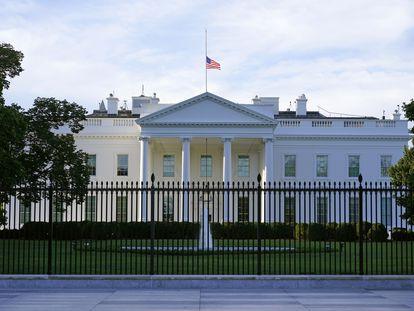 La Casa Blanca, este sábado.